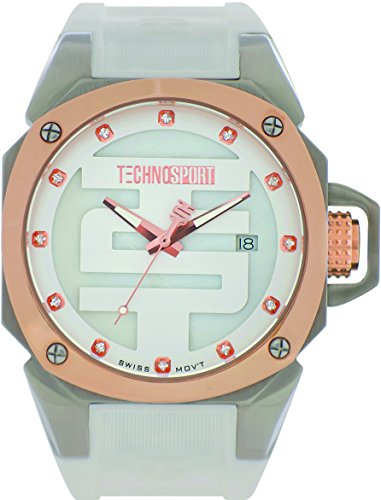 technosport-ts-102-1-womens-white-silicone-band-gold-bezel-40mm-white-dialstainless-steel-3-hand-wat