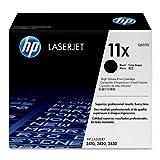 HP 11X Black Toner Cartridge (Q6511X), High Yield, Office Central