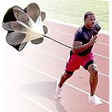 "AGPtek® High Quality Speed Training Resistance Parachute Power Running Chute - Small (40"" Size)"