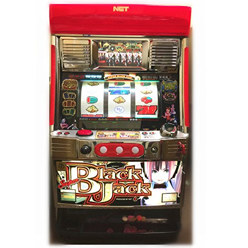 Pachislo Skill Machine Stop - Super Black Jack Digital LCD Japanese Pachislo Skill Stop Slot Machine
