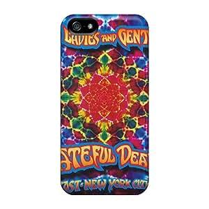 Iphone 5/5s MNC11674LTAw Allow Personal Design Fashion Grateful Dead Series Great Hard Phone Cases -RichardBingley