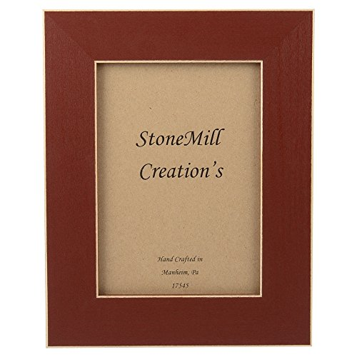 StoneMill Creation's Rustic Wood Picture (Custom Western Picture Frame)