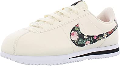 Mitones posterior Anillo duro  Amazon.com | Nike Cortez Basic Leather VF (Kids) | Sneakers