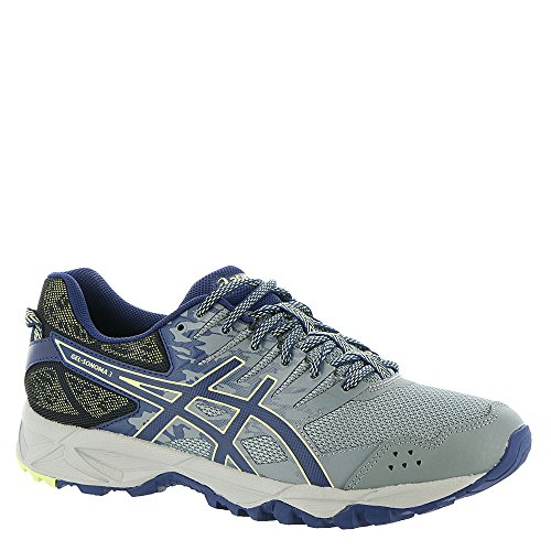 ASICS Women's Gel-Sonoma 3 Trail Runner Stone Grey/Indigo Blue/Limelight cheap sale great deals outlet best place low cost outlet cheap authentic nekcQV