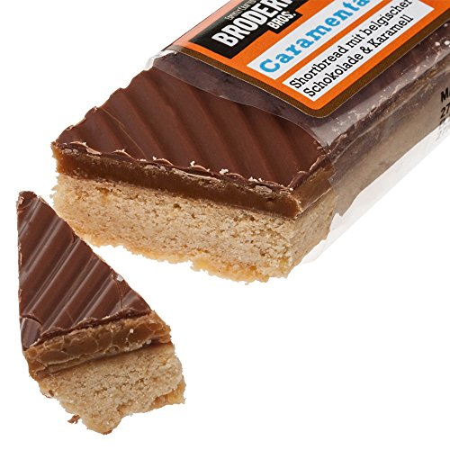 Brodericks Caramental Shortbread with Belgian Chocolate & Caramel Chocolate Bar 65 g: Amazon.es: Alimentación y bebidas