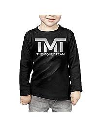 TMT Logo Kids Long-Sleeve T-Shirt