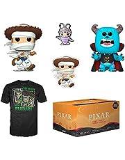 Funko Pixar Halloween Collectors Box with 2 Pop! Vinyl Figures