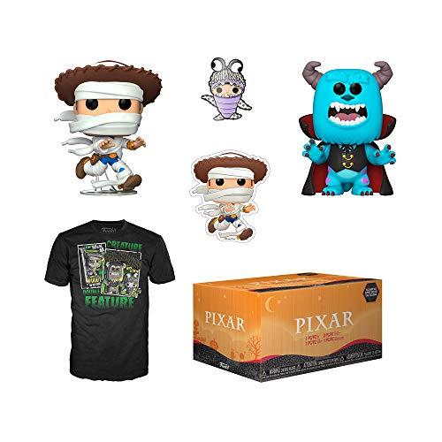 Funko Pixar Halloween Collectors Box with 2 Pop! Vinyl Figures, 2XL (51058)