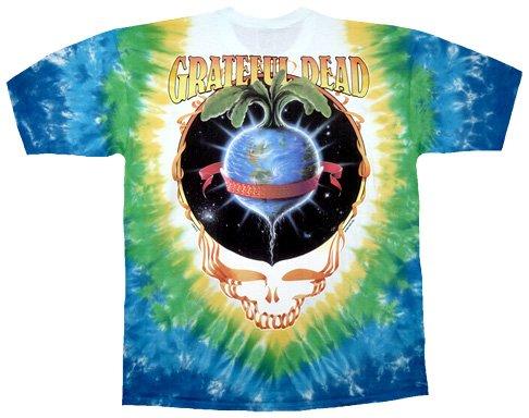 Liquid Blue Men's Grateful Dead Let It Grow Short Sleeve T-Shirt,Multi,XX-Large by Liquid Blue (Image #2)