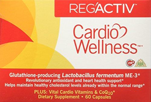 Immune Detox (Reg'Activ Cardio Wellness Capsules, 60)