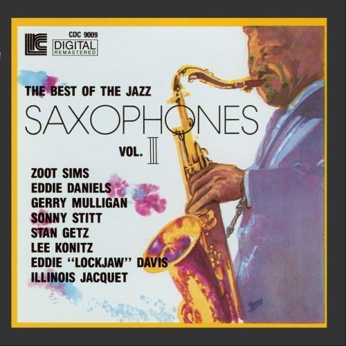 Best of the Jazz Saxophones : Volume 3