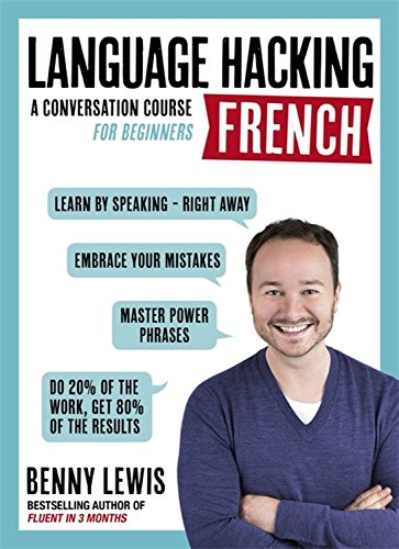 Language Hacking French Conversation Beginners product image