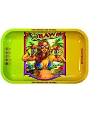 RAW Brazil V2 Rolling Tray - Small