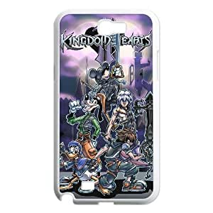 SamSung Galaxy Note2 7100 cell phone cases White Kingdom Hearts fashion phone cases YEH0729091