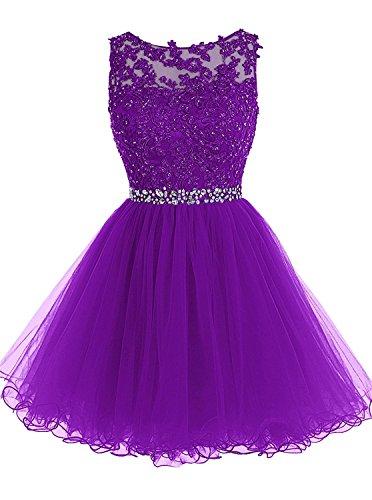 Applique Gown - 8