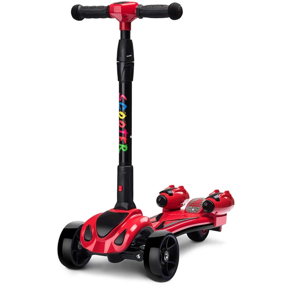Patinetes clásicos Spray Scooter, niños 1-3-6-12 años ...