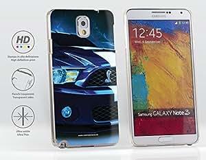 Funda Carcasa dura para Samsung Galaxy Note 3 (N9005) - Ford Mustang Shelby GT500