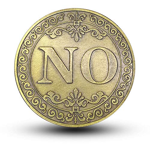 Xinzhi - Colección Moneda Conmemorativa Moneda Adorno Moneda Ronda de emulación SI NO Decisión de política de Metal...