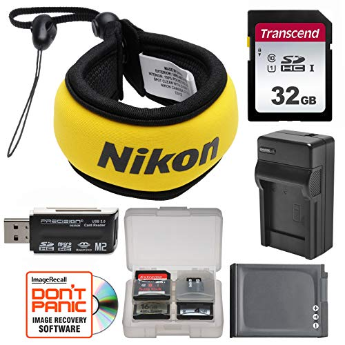 Nikon Waterproof Digital Camera Aw110 - 8