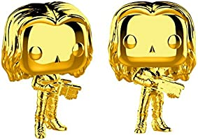 Funko Figure Pop Marvel Studios 10 Gamora, Gold Chrome