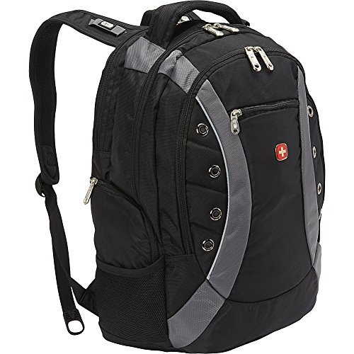 SwissGear SA1191 Black Computer Backpack