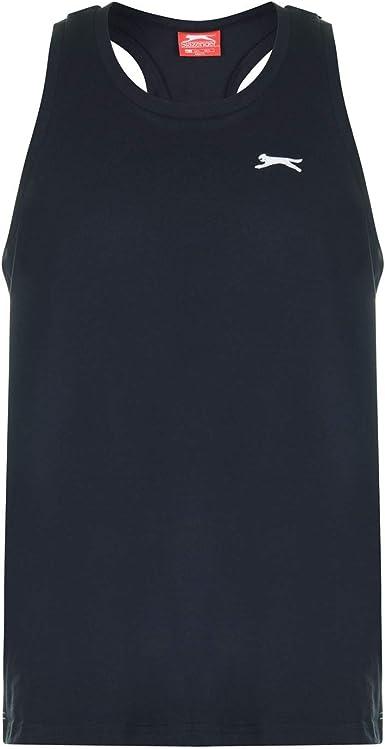 Camiseta sin mangas para hombre Slazenger