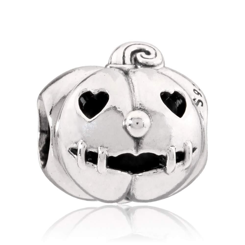 Pandora Sweet Pumpkin Sterling Silver Charm 797596 by PANDORA