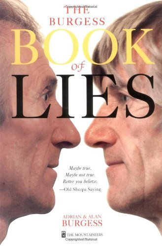 The Burgess Book of Lies