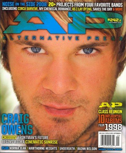 Alternative Press, September 2008 Issue