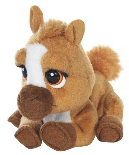 Giochi Preziosi 70302791 - Emotion Pets Little Cuddles Funktionsplüsch-Pony Toffee