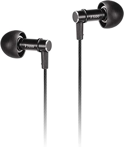 Final F3100 Geräuschisolierender In Ear Kopfhörer Computer Zubehör
