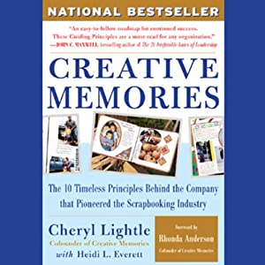 Creative Memories Audiobook