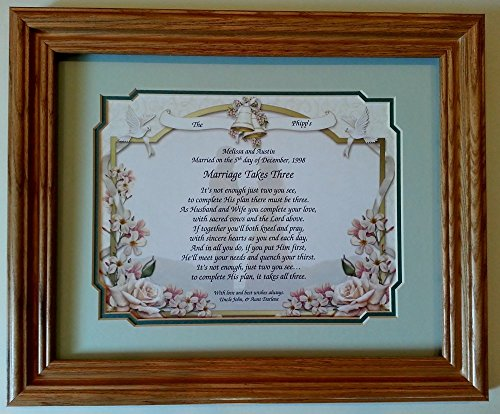 Personalized Poetry Gift