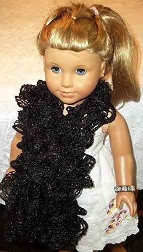 61b9fb048cdf03 Amazon.com  Matching Girl and Doll Clothes Sashay Scarves - American ...