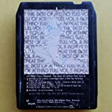 JETHRO TULL Repeat Best Of Vol II 8 Track Tape 1977 Chrysalis