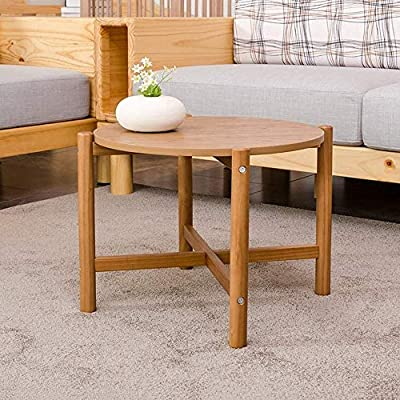 E W Nwn Coffee End Tables Modern Furniture Decor Round Side Table
