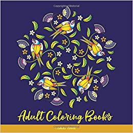 74 Easy Coloring Book For Adults Beautiful Simple Designs For Seniors And Beginners HD