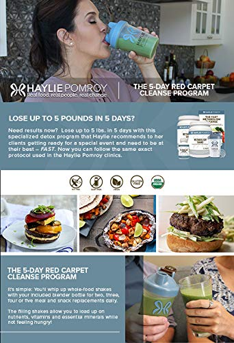 Haylie Pomroy's 5-Day Red-Carpet-Ready Cleanse Program by Haylie Pomroy (Image #5)