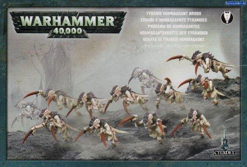 Games Workshop Warhammer 40,000 - Tyranid Hormagaunt Brood by Games Workshop