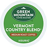 Green Mountain Coffee Roasters Vermont Country Blend Keurig Single-Serve K-Cup Pods, Medium Roast Coffee 72 Count (6 Boxes of 12 Pods)