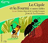 img - for La Cigale et la Fourmi et Autres Fables, Lu Par Christian Hecq (1 CD) [livre audio] (French Edition) book / textbook / text book