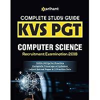KVS PGT Computer Science Guide 2018