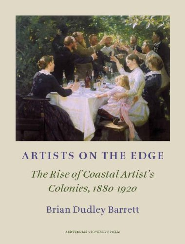 Download Artists on the Edge: The Rise of Coastal Artists' Colonies, 1880-1920 pdf epub