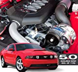 ProCharger Supercharger System - Stage II Intercooled '11- '14 Ford Mustang GT 5.0L Coyote