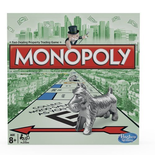 Monopoly Card Game Amazon
