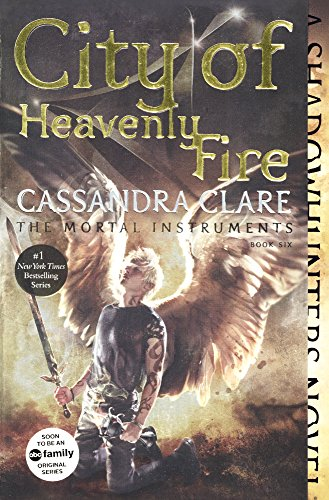 City Of Heavenly Fire (Turtleback School & Library Binding Edition) (Mortal Instruments)