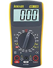 Multímetro Digital 2000 Contagens AC/DC HM-1100 Hikari