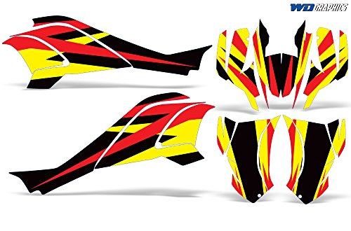 can am ds 450 graphics - 5