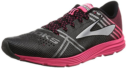 Scarpe Hyperion 069 Diamond da Brooks Pink Donna Corsa Black Yarn Multicolore Diva 61Ax5wq