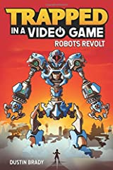 Kids who love video games will love this third installment of the new 5-book series about 12-year old Jesse Rigsby and the wild adventures he encounters inside different video games.Age Level: 8-12  Grade Level: 3rd and upThe robots are here...